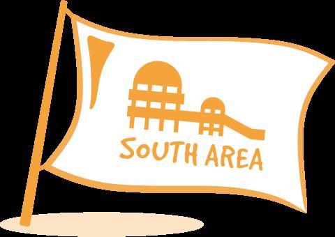 SOUTH AREA(南エリア)