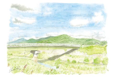 SANOMEDIA×さの百景 第23回三毳山と三杉川