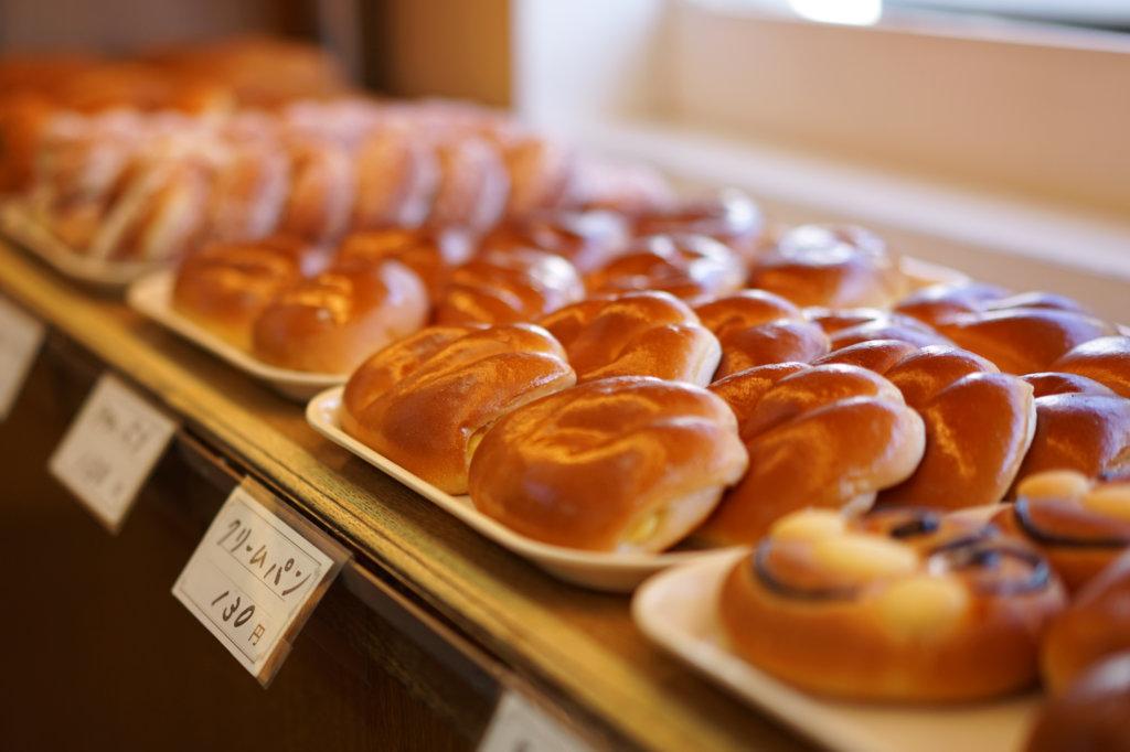 調理パンの種類が豊富!3世代が通う町のパン屋さん