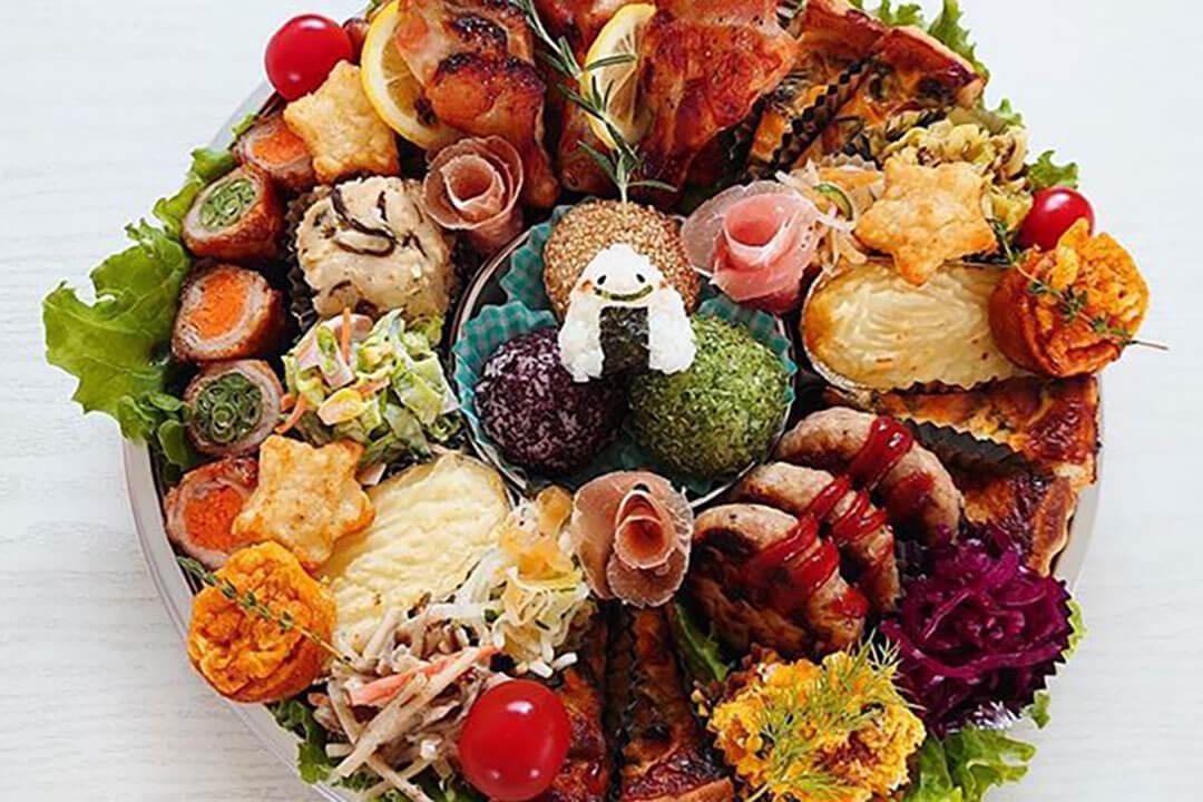 野菜ソムリエが作るスープとデリのお店