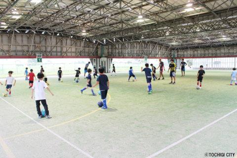 Vol.4 トップチーム所属選手がコーチを担当!スクールを多数開校