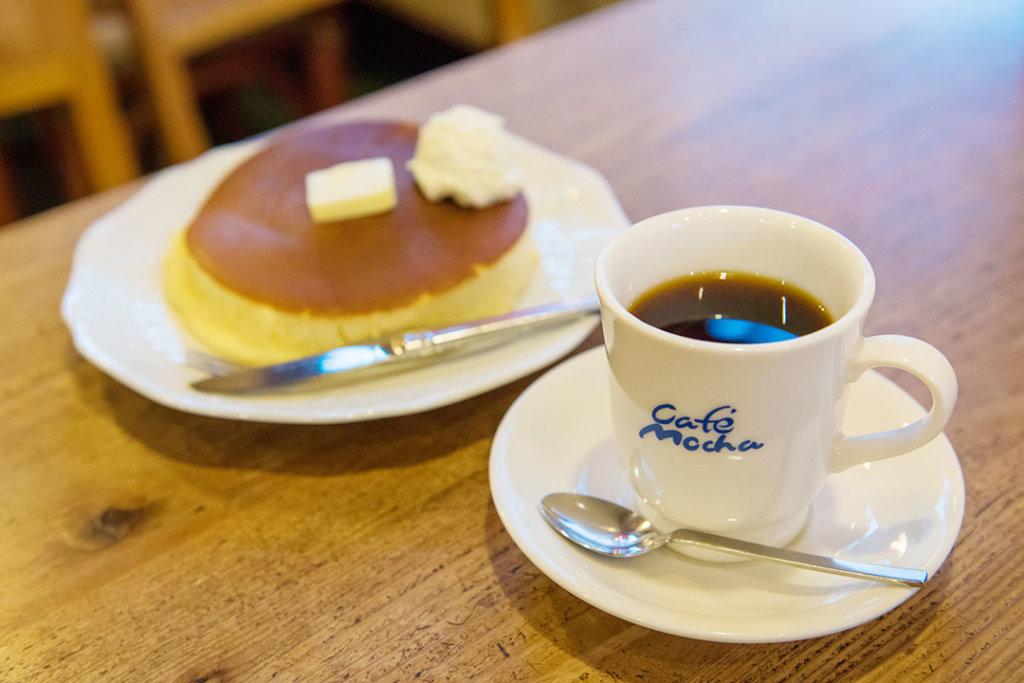 モカ直火焙煎コーヒー店since1974