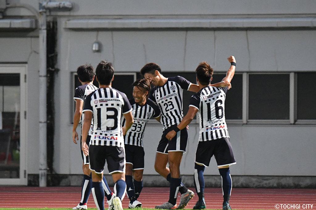 Vol.8 今季初ゴール選手含む大量得点!!