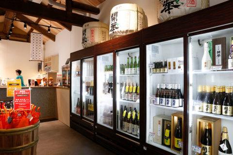 開華(第一酒造株式会社)売店リニューアルオープン