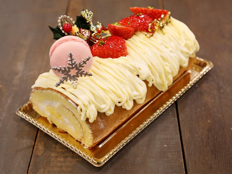 Boulangerie Monogatariのクリスマスケーキ