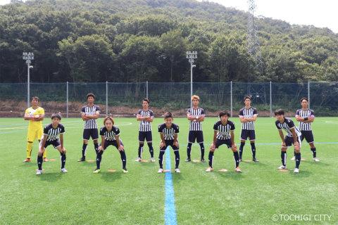Vol.21 栃木シティLFAユナイテッド 栃木県2部Aブロック昇格!!