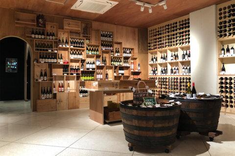 ワインショップ和泉屋