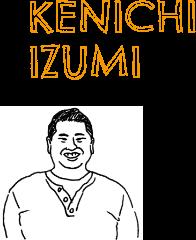 KENICHI IZUMI