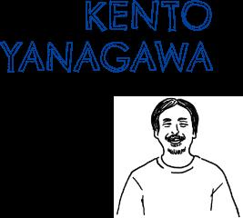 KENTO YANAGAWA